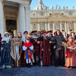 sfilata roma 6 gennaio
